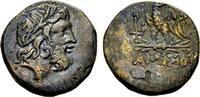 Bronze 85-65 v.Chr PONTOS AMISOS Sehr schön  65,00 EUR  zzgl. 3,00 EUR Versand