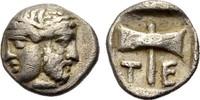Obol 450-387 v.Chr TROAS TENEDOS Sehr schön  200,00 EUR  zzgl. 3,00 EUR Versand