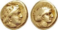 Hekte 340-330 v.Chr. LESBOS MYTILENE Sehr schön  480,00 EUR  zzgl. 3,00 EUR Versand