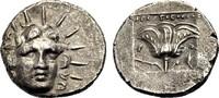 Hemidrachme 125-88 v.Chr. RHODOS  Sehr schön  100,00 EUR  zzgl. 3,00 EUR Versand