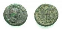 GRIECHISCHE MÜNZEN UNTER ROM AE Bronze JUDÄA, KAISAREIA, UNTER TRAIANUS