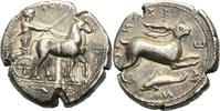 SIZILIEN, MESSANA Tetradrachme