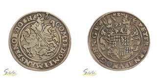 Taler 1591 Altdeutschland MANSFELD, MANSFE...