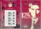 Deutschland 10 Euro Numisblatt 3/2008 - 125. Geburtstag von Franz Kafka