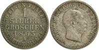 1 Silbergroschen 1863 Deutschland/ Preußen 19. Jhd. Wilhelm I. 1861-187... 16,00 EUR  zzgl. 4,20 EUR Versand