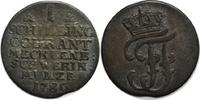1 Schilling 1789 Deutschland/ Mecklenburg-Schwerin Friedrich Franz I. 1... 10,00 EUR  zzgl. 2,20 EUR Versand