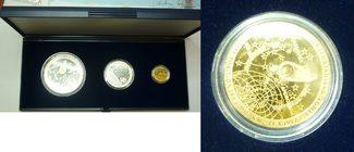Silber - Gold Medallien 1997 Deutschland K...