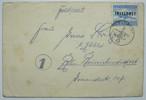 Feldpost Inselpost Insel Rhodos Michel Nr. 8 B gelaufen  399,00 EUR kostenloser Versand