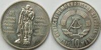 10 Mark 1985 DDR  st  9,00 EUR inkl. gesetzl. MwSt., zzgl. 2,95 EUR Versand