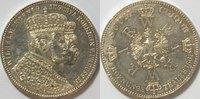 1 Taler 1861 Preussen Krönungstaler Preussen 1861 vz  45,00 EUR inkl. gesetzl. MwSt., zzgl. 4,50 EUR Versand