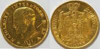 40 Lire 1814 M Italien Napoleon ss berieben  695,00 EUR kostenloser Versand