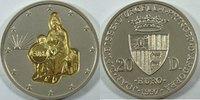 20 Dinar 1997 Andora Auflage nur 5000 Stück sehr selten st Goldinlay  115,00 EUR inkl. gesetzl. MwSt., zzgl. 4,50 EUR Versand