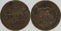 1/2 Stuiber 1786 Jülich-Kleve-Berg  s - ss  18,00 EUR inkl. gesetzl. MwSt., zzgl. 4,50 EUR Versand