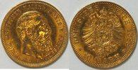 10 Mark 1888 Preussen Friedrich III ss berieben  195,00 EUR  zzgl. 4,50 EUR Versand