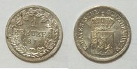 1 Kreuzer 1871 Bayern  fast st  19,00 EUR inkl. gesetzl. MwSt., zzgl. 4,50 EUR Versand