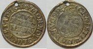1/16 Taler gelocht 1641 Glücksstadt    14,00 EUR inkl. gesetzl. MwSt., zzgl. 4,50 EUR Versand