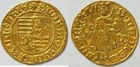 Goldgulden o.J. Ungarn Sigismund 1387 - 1437 Kremnitz Kammergraf Valent... 720,00 EUR kostenloser Versand