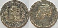 1 Taler 1860 Oldenburg  vz  180,00 EUR inkl. gesetzl. MwSt., zzgl. 4,50 EUR Versand