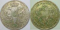48  Schilling / Kuranttaler 1752 Lübeck  ss  189,00 EUR  zzgl. 4,50 EUR Versand