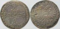 Reichstaler 1623 Frankfurt  ss justiert  295,00 EUR inkl. gesetzl. MwSt.,kostenloser Versand
