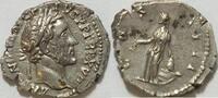 Denar 138- 161 Römische Kaiserzeit Antonius Pius vz  120,00 EUR  zzgl. 4,50 EUR Versand