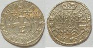 1/2 Batzen 1629 Pfalz Kurlinie Neuburg  vz  35,00 EUR inkl. gesetzl. MwSt., zzgl. 4,50 EUR Versand