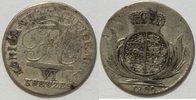 6 Kreuzer 1809 Württemberg  s  8,10 EUR inkl. gesetzl. MwSt., zzgl. 2,95 EUR Versand