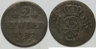 2 Stüber 1752 Cleve Friedrich II s  25,00 EUR inkl. gesetzl. MwSt., zzgl. 4,50 EUR Versand