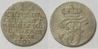 Schilling 1793 Mecklenburg Schwerin  ss  11,00 EUR inkl. gesetzl. MwSt., zzgl. 4,50 EUR Versand