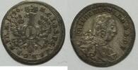 1 Kreuzer 1746 CLR Brandenburg Bayreuth Friedrich 1735 - 63 ss  49,00 EUR inkl. gesetzl. MwSt., zzgl. 4,50 EUR Versand