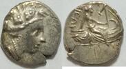 AR  Tetrobol 3. Jhd.v.Chr. Euboia Stadt Hisiaia ss/vz  165,00 EUR inkl. gesetzl. MwSt., zzgl. 4,50 EUR Versand