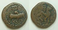 AE Hexathalkon 20 - 1 v.Chr. Indo Skythen Buckelrind Rs.Löwe s  60,00 EUR inkl. gesetzl. MwSt., zzgl. 4,50 EUR Versand