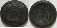 AE 26 mm 285 - 246 v.Chr Ägypten Ptolemaios II. ss  95,00 EUR inkl. gesetzl. MwSt., zzgl. 4,50 EUR Versand