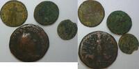 Lot  Römisches Kaiserreich Lot von 4 verschiedenen römischen nicht dati... 25,00 EUR inkl. gesetzl. MwSt., zzgl. 4,50 EUR Versand