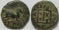 'AE 14 mm 400-350 v.Chr. Thrakien Springendes Pferd rechts. Rs. Weinsto... 64,00 EUR inkl. gesetzl. MwSt., zzgl. 4,50 EUR Versand