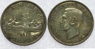 1 $ 1951 Kanada Arnprior Typ mit 1 - 1/2 Wasserlinien ss-vz  120,00 EUR  zzgl. 4,50 EUR Versand