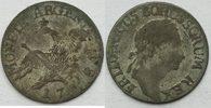 3 Goschen 1781 A Preussen  s  9,00 EUR inkl. gesetzl. MwSt., zzgl. 2,95 EUR Versand