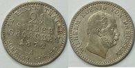 2,5 Sgr 1872 A Preussen  ss  9,00 EUR inkl. gesetzl. MwSt., zzgl. 2,95 EUR Versand
