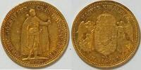 10 Kronen 1904 Österreich/ Ungarn  ss   165,00 EUR  zzgl. 4,50 EUR Versand