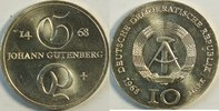DDR 10 Mark Gutenberg