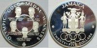 100 $ 1980 Jamaika Olympiade 1980 Gold Med. Gewinner PP   199,90 EUR kostenloser Versand