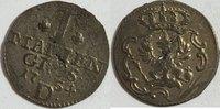 1 Mariengroschen 1754 D Ostfriesland Aurich  s Schrötlingsfehler / Loch  20,00 EUR inkl. gesetzl. MwSt., zzgl. 4,50 EUR Versand