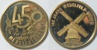 Goldmed. 1994 Deutschland 450 Jahre Neustadt Gödens Goldmed. in .333 G... 225,00 EUR kostenloser Versand