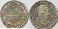 1 Sterbetaler 1827 Sachsen Friedrich August I. 1806-1827 vz  195,00 EUR inkl. gesetzl. MwSt., zzgl. 4,50 EUR Versand