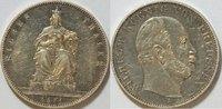 1 Taler 1871 Preussen  ss-vz  45,00 EUR inkl. gesetzl. MwSt., zzgl. 4,50 EUR Versand