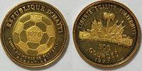 500 Gourds 1978 Haiti Fussball WM 1978 auflage 450 Stück, 8.5 g .900 Go... 650,00 EUR kostenloser Versand