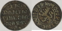 1/4 Stuber o.J. Jever Carl Wilhelm von Anhalt-Zerbst 1667-1718 ss  55,00 EUR  zzgl. 4,50 EUR Versand