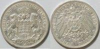 3 Mark 1909 Hambug 3 Mark Hamburg 1909 ss  28,00 EUR inkl. gesetzl. MwSt., zzgl. 4,50 EUR Versand