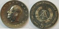 5 Mark 1975 DDR Thomas Mann st  9,00 EUR inkl. gesetzl. MwSt., zzgl. 2,95 EUR Versand