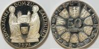 50 Schilling 1974 Österreich / Austria 1200 Jahre Dom zu Salzburg PP  22,00 EUR inkl. gesetzl. MwSt., zzgl. 4,50 EUR Versand
